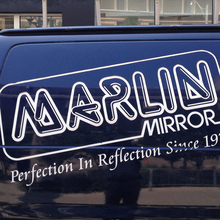 Marlin Mirror. Perfection In Reflection Since 1975