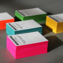 Goudol Muriel Business Cards