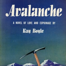 <cite>Avalanche</cite> by Kay Boyle