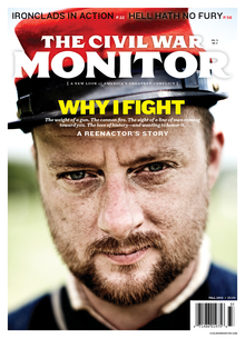 <cite>The Civil War Monitor</cite>, Fall 2013