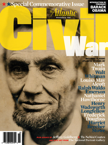 <cite>The Atlantic</cite>: Special Commemorative Civil War Issue