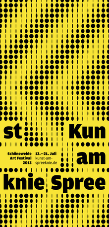 Kunst am Spreeknie Schöneweide Art Festival