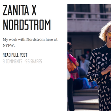 Zanita Morgan's Fashion Blog