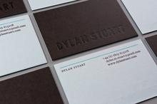 Dylan Stuart business cards