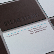Dylan Stuart business cards