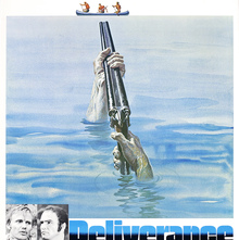 <cite>Deliverance</cite> (1972) movie posters