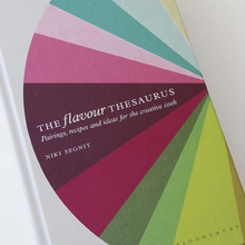 <cite>The Flavor Thesaurus</cite> by Niki Segnit