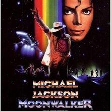<cite>Moonwalker</cite> (1988) Movie Poster