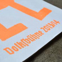 Volksbühne Berlin Season Magazine 2013/2014