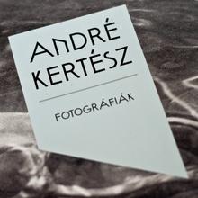 <cite>André Kertész. Fotográfiák</cite>