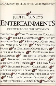 <cite>Judith Olney's Entertainments</cite>