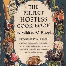 <cite>The Perfect Hostess Cook Book</cite>