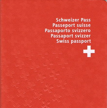 Swiss Passport, 2003–2010