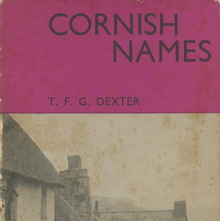 <cite>Cornish Names</cite>