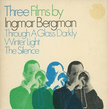 <cite>Three Films by Ingmar Bergman</cite>, 1970 Evergreen Edition