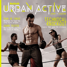 <cite>Men's Health</cite> UK: Urban Active