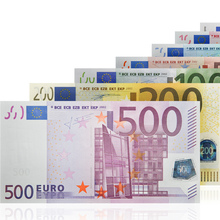 Euro Banknotes (First & Second Series)