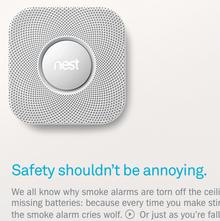 Nest Protect Website