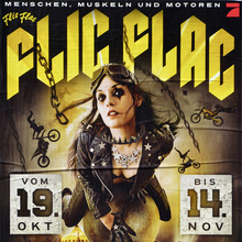 Flic Flac Poster