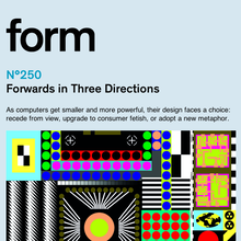 <cite>form</cite> Magazine Website