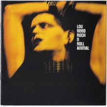 <cite>Rock N Roll Animal</cite> by Lou Reed