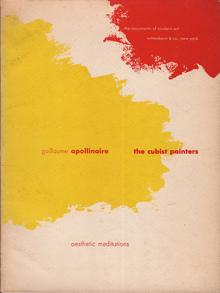 <cite>Documents of Modern Art</cite> Series