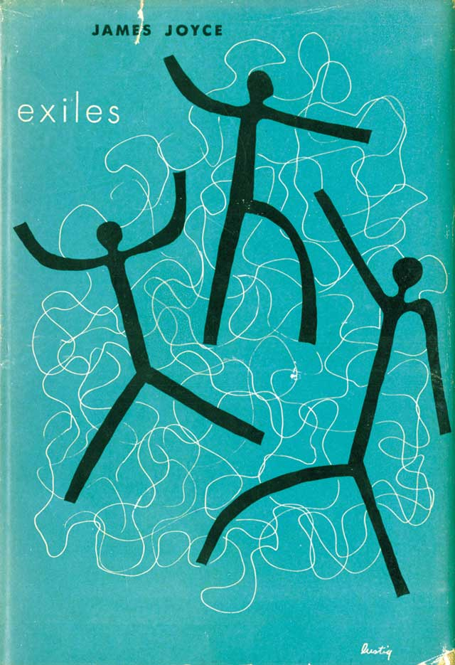 James Joyce exiles