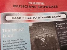 Musicians Showcase