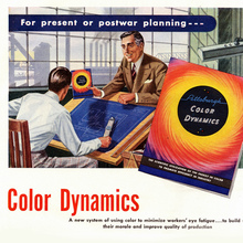 <cite>Pittsburgh Color Dynamics</cite> ad