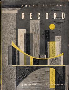 <cite>Architectural Record</cite>, 1947