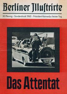 """""""Das Attentat"""" – <cite>Berliner Illustrirte</cite> special edition"""