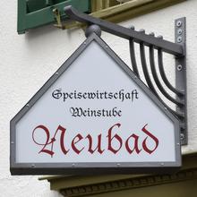 Speisewirtschaft Weinstube Neubad