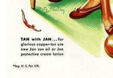 Jantzen Swimwear Ads, 1946–48