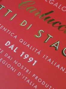 Carluccio's Christmas Gift Boxes