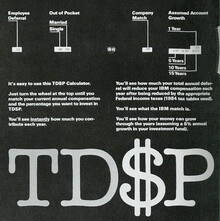 IBM TDSP Calculator