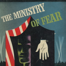 <cite>The Ministry of Fear</cite>, Penguin Paperback