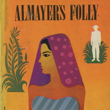 <cite>Almayer's Folly</cite>, Penguin Paperback