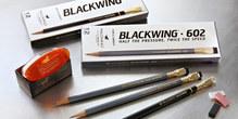 Palomino Blackwing Pencils and Packaging