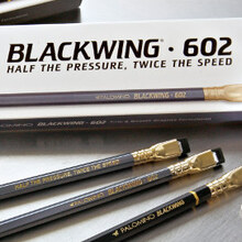 Palomino Blackwing Pencils and Packaging