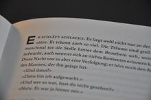 <cite>Bäume fliehen nicht</cite> by Verena Stössinger