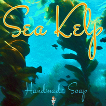Sea Kelp Handmade Soap