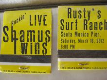 Shamus Twins Rusty's Surf Ranch
