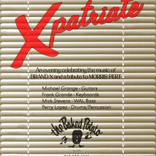 Xpatriate Poster