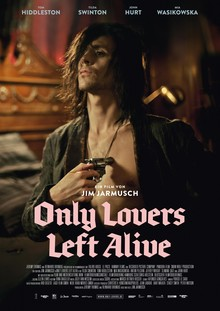 <cite>Only Lovers Left Alive</cite> posters