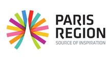 Paris Region Logo & Corporate Design