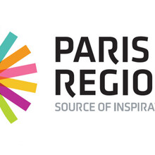 Paris Region Logo & Corporate Design