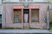 Boucherie Chevaline