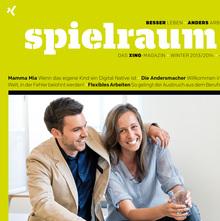 <cite>spielraum. Das XING-Magazin</cite>, Winter 2013/2014
