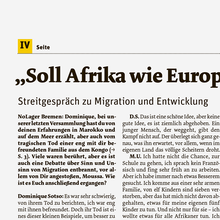 <cite>afrique-europe-interact</cite> Newspaper, Issue 4