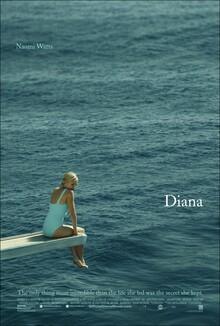 <cite>Diana<cite> movie poster
